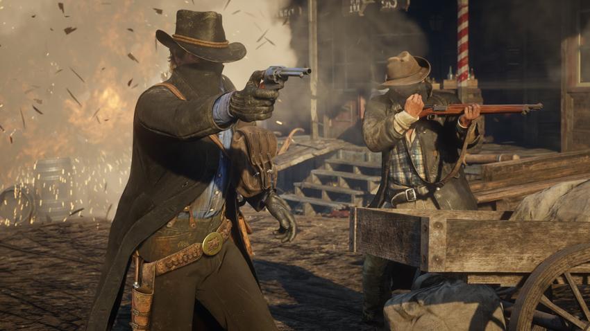 Exclusiva Red Dead Redemption 2 8