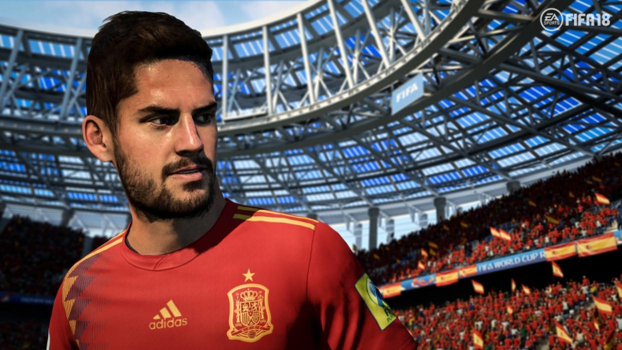 FIFA 18 - Isco