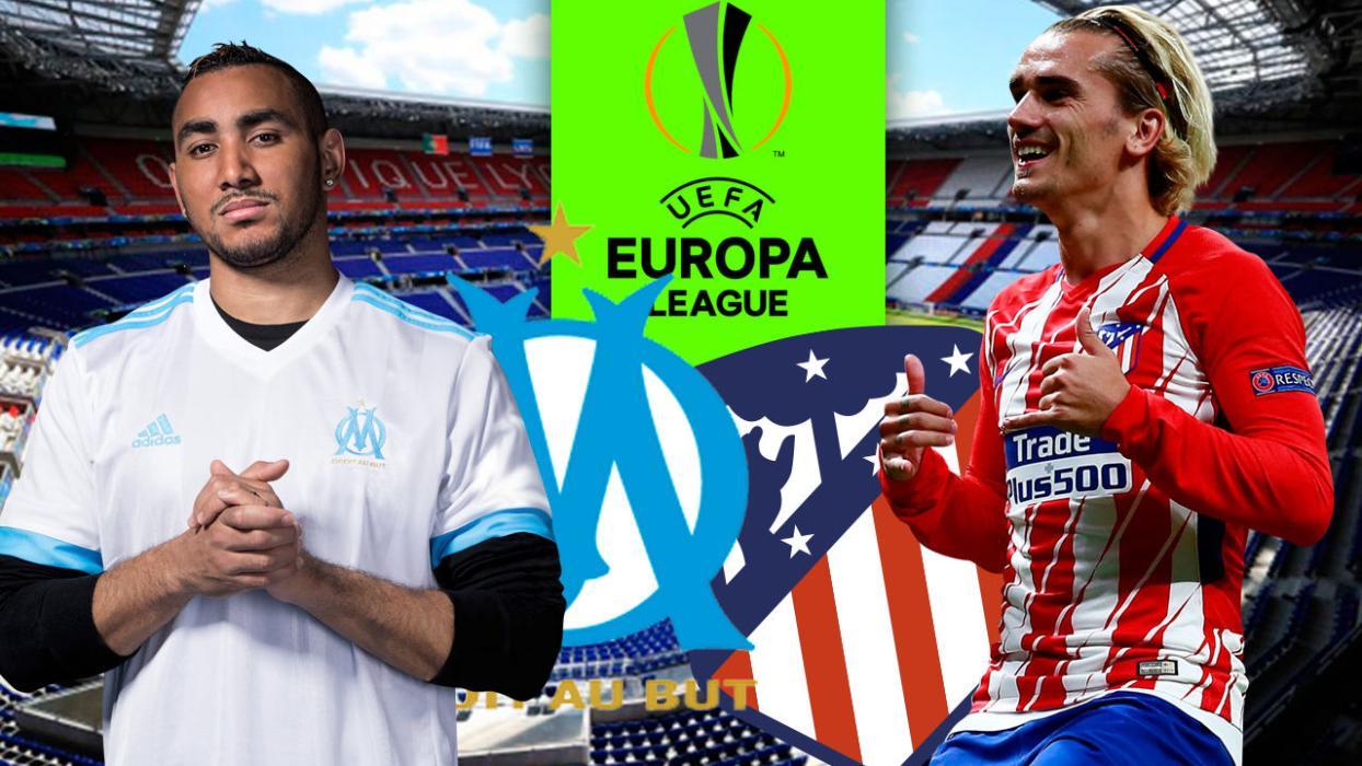Final de la Europa League: Marsella vs Atlético de Madrid