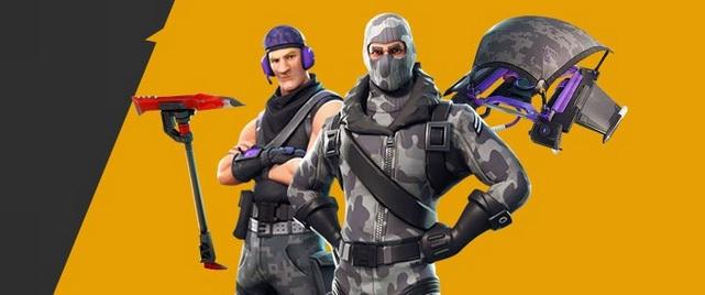 fortnite battle royale twitch prime pack 2 - pack de twitch prime fortnite 2019