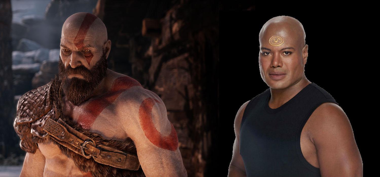 God of War PS4 voces