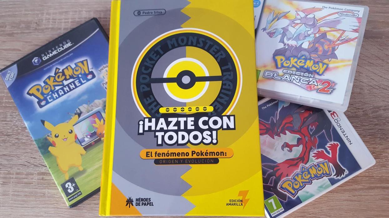 Hazte con todos - El fenomeno Pokemon