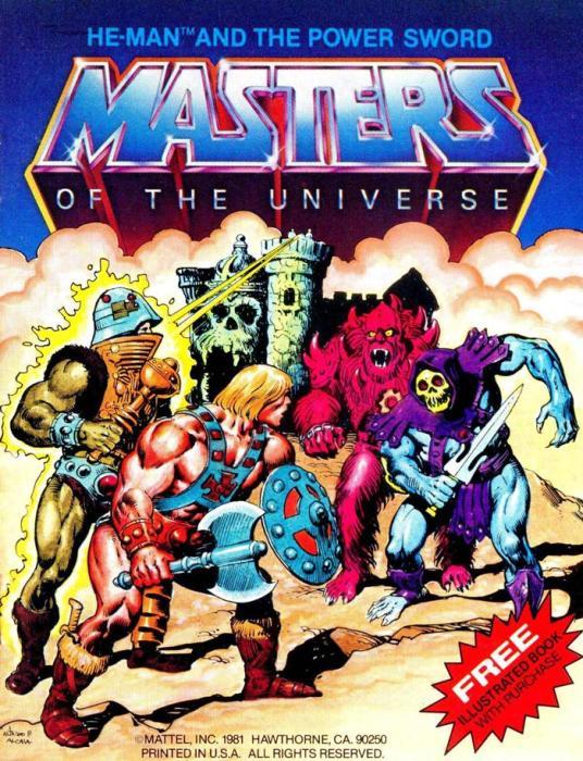 He-Man y los Masters de Universo vol.1 - Los Minicomics