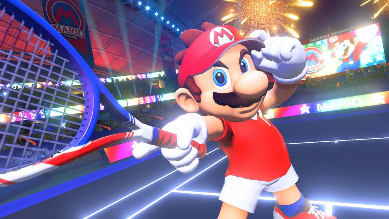 Impresiones Y Gameplay De Mario Tennis Aces Para Nintendo Switch