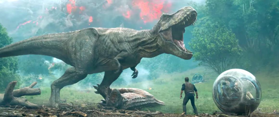 "June 22 - ""Jurassic World: Fallen Kingdom"""