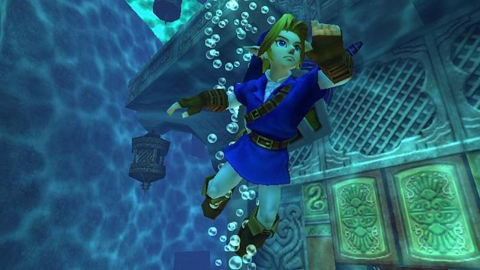 Zelda mazmorras