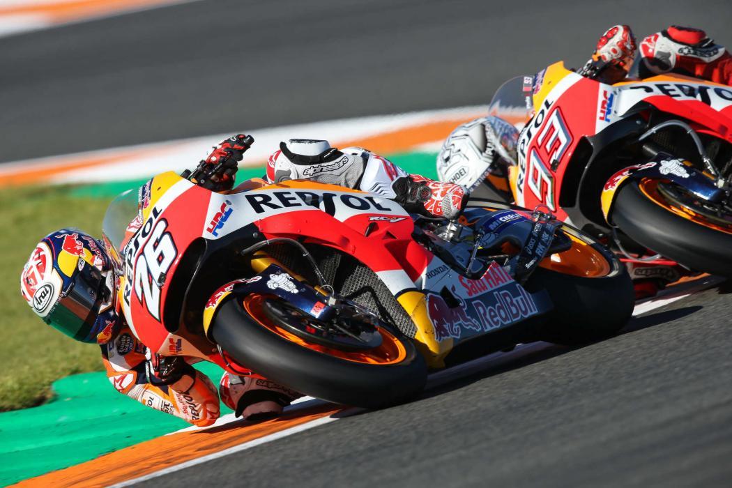 Marc Márquez en MotoGP