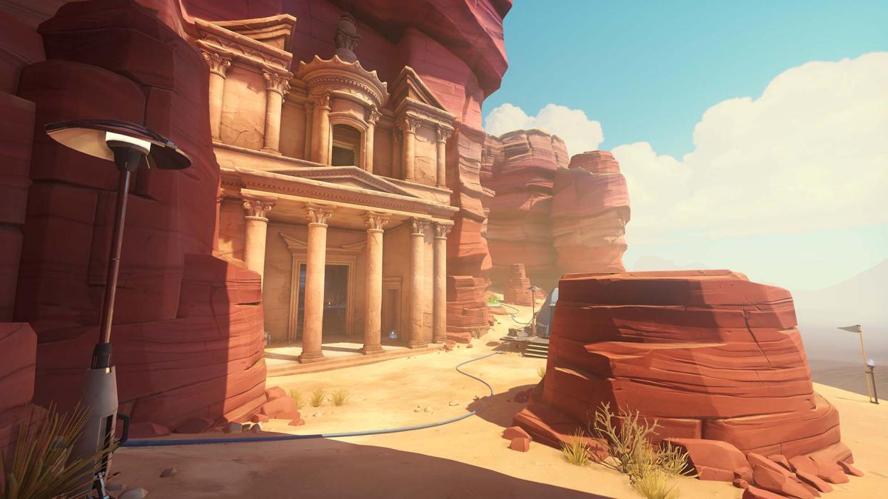 Petra Overwatch - esports