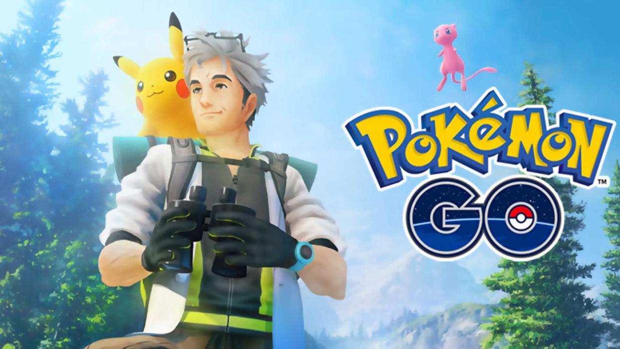 Pokémon GO tareas de investigación
