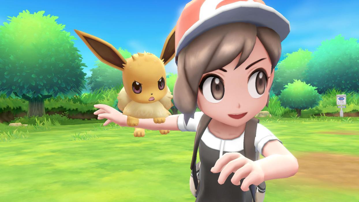 Resultado de imagen de pokemon let's go
