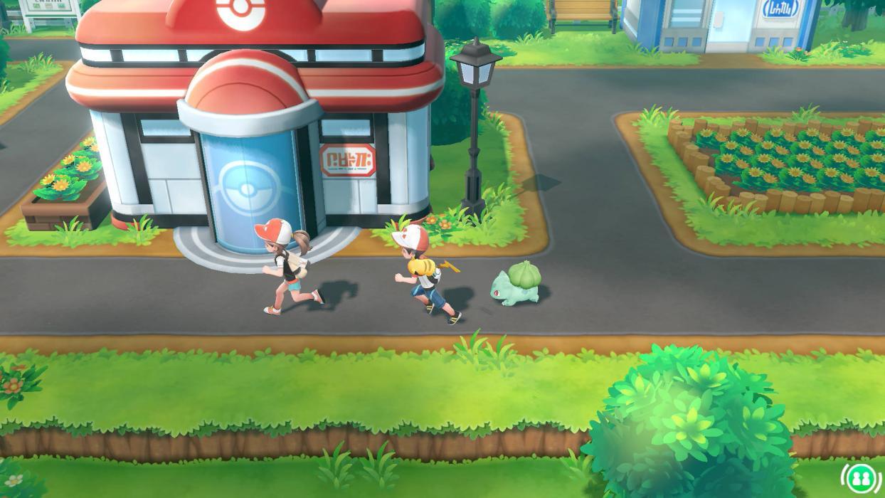 Pokemon Let S Go Mantendra La Historia Y Los Combates De Los Juegos