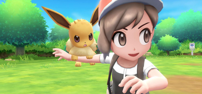 Resultado de imagen para pokemon go let's go pikachu