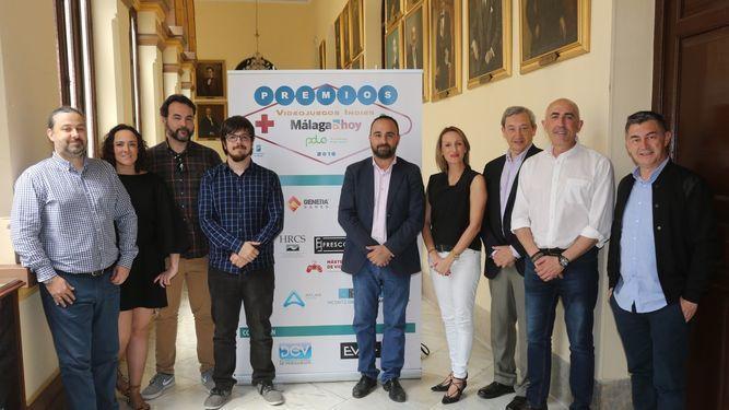 premios videojuegos indies malaga