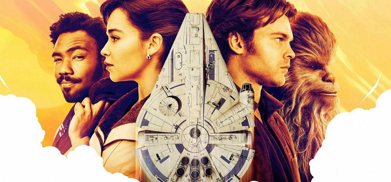¿Por qué sale ESE personaje en la película de Han Solo?