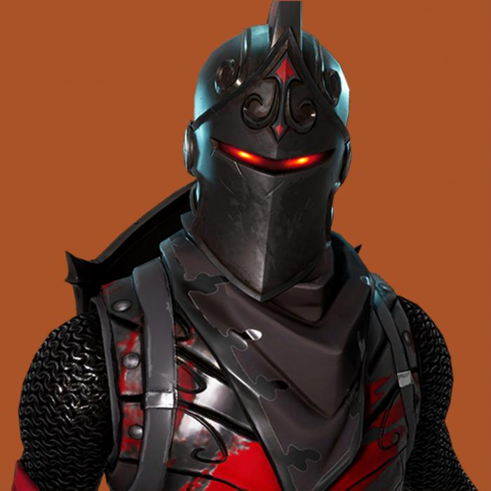 Skins de Fortnite - Black Knight