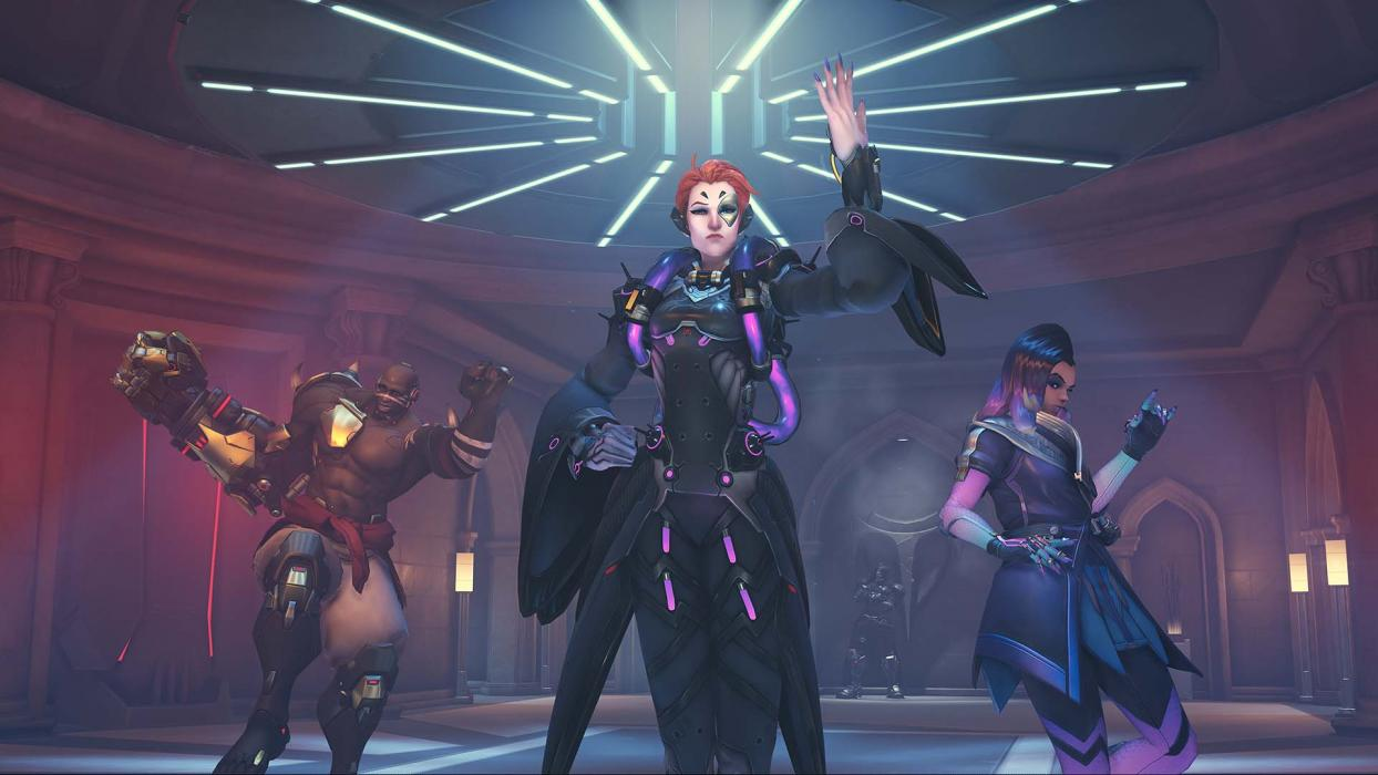 Official Overwatch Second Anniversary skins - esports