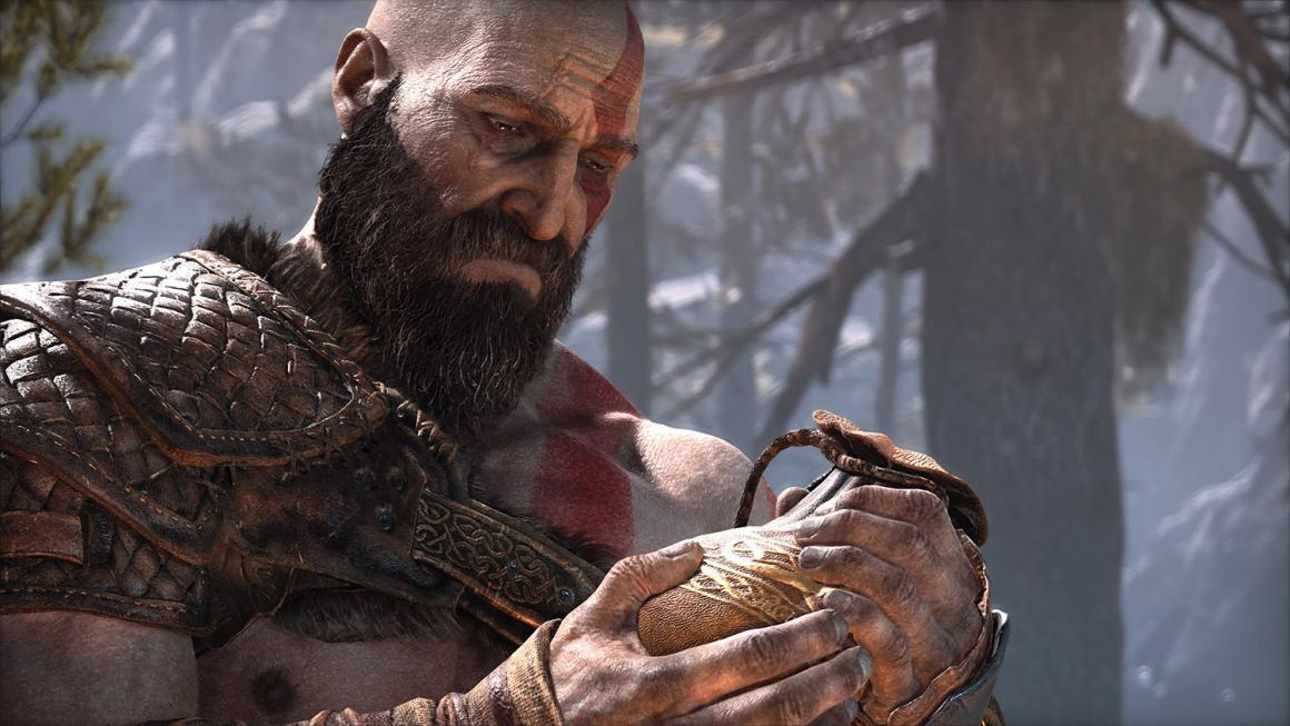 There's an incredible 'Avengers Infinity War' Easter egg hidden inside the new 'God of War' game