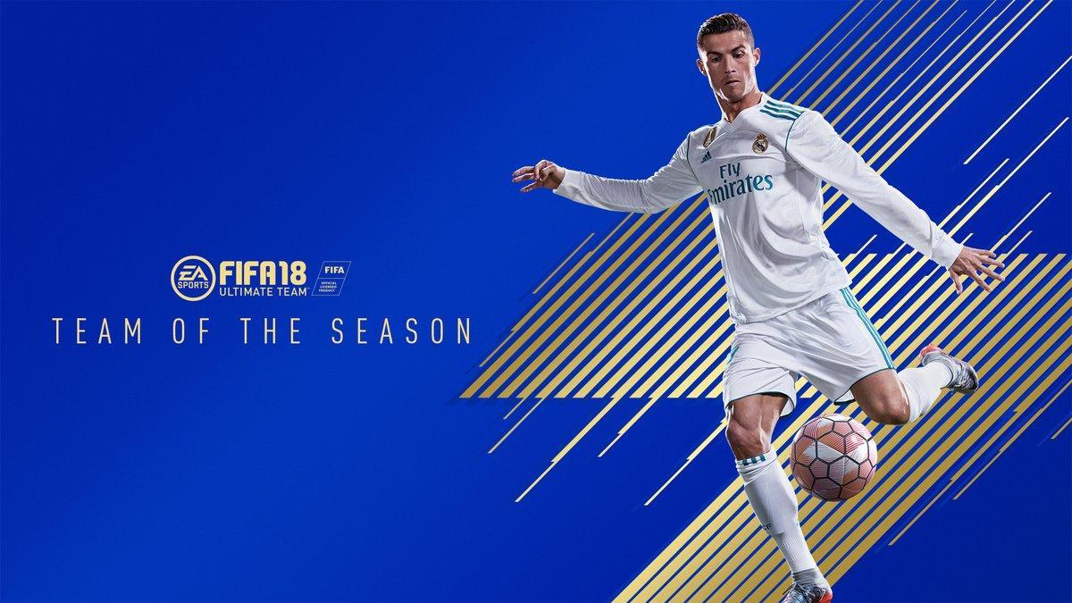 TOTS FIFA 18