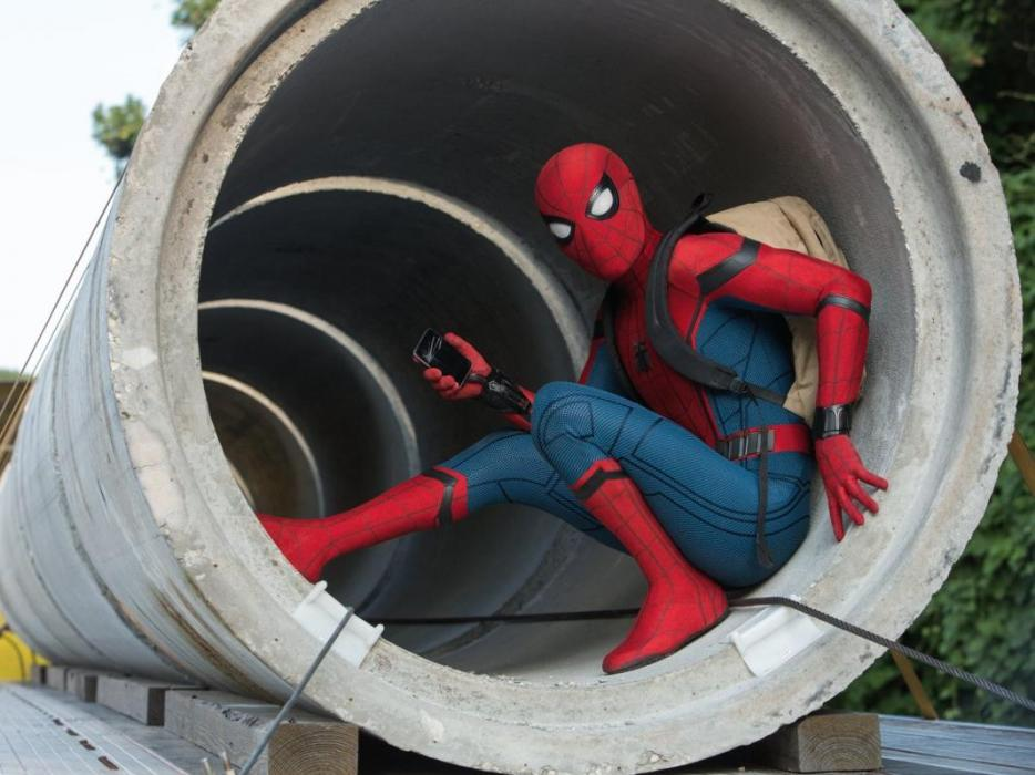 """Untitled """"Spider-Man: Homecoming"""" sequel"""
