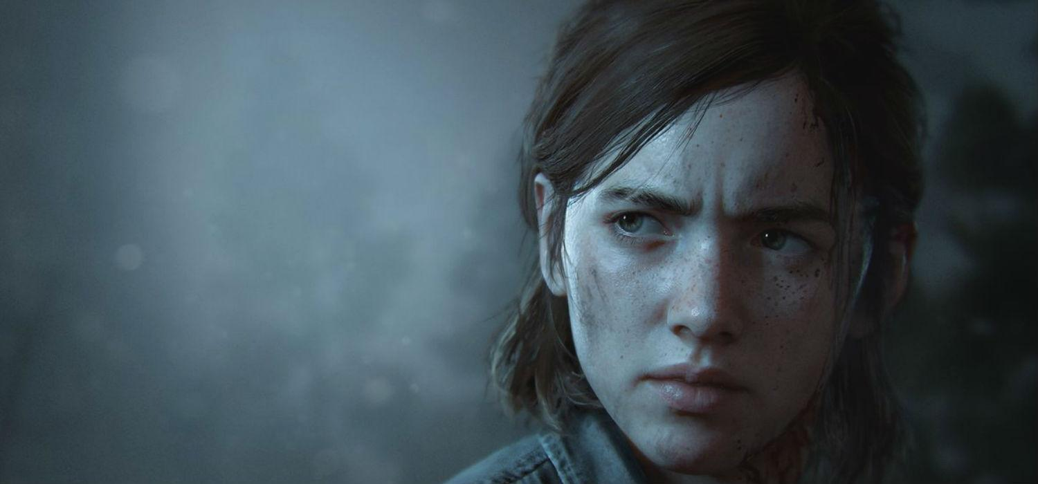 The Last of Us 2 Ellie beso