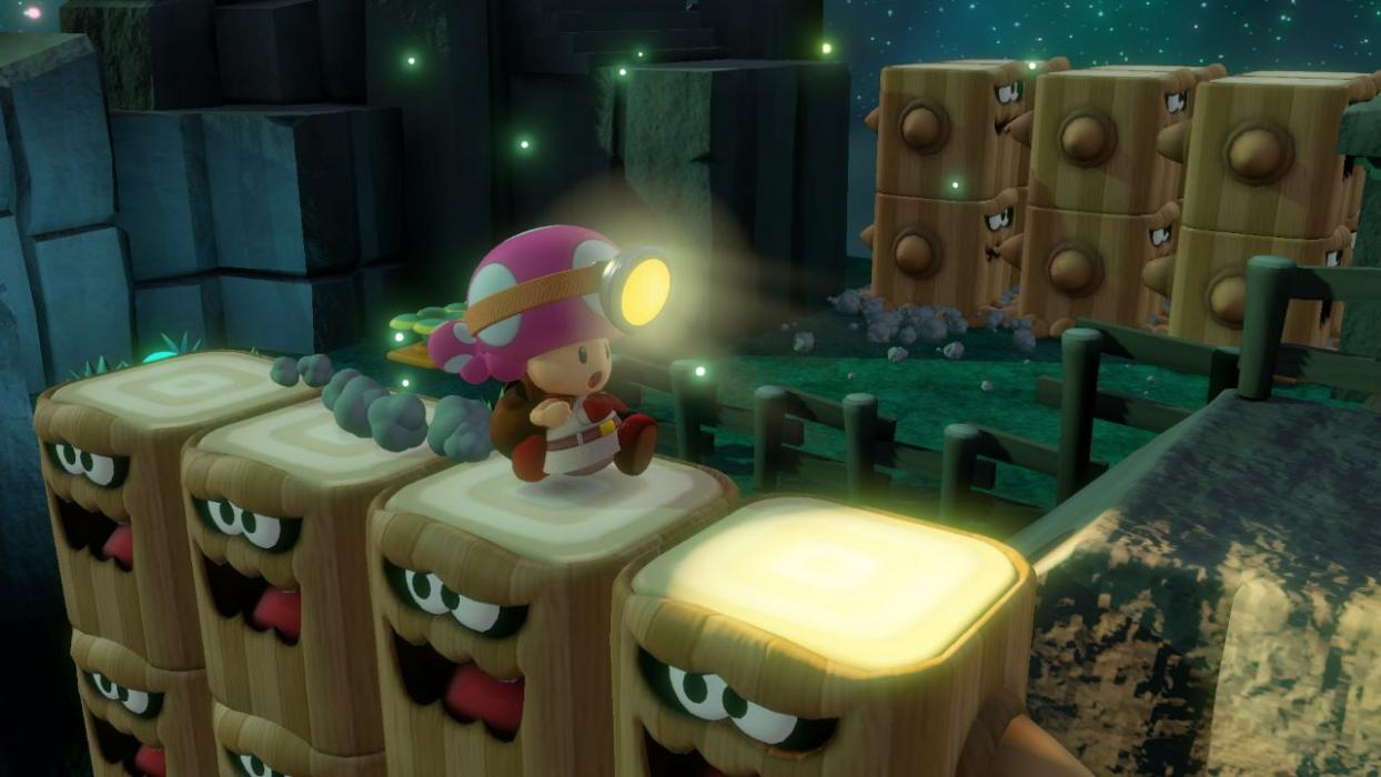 Captain Toad Treasure Tracker Switch 4