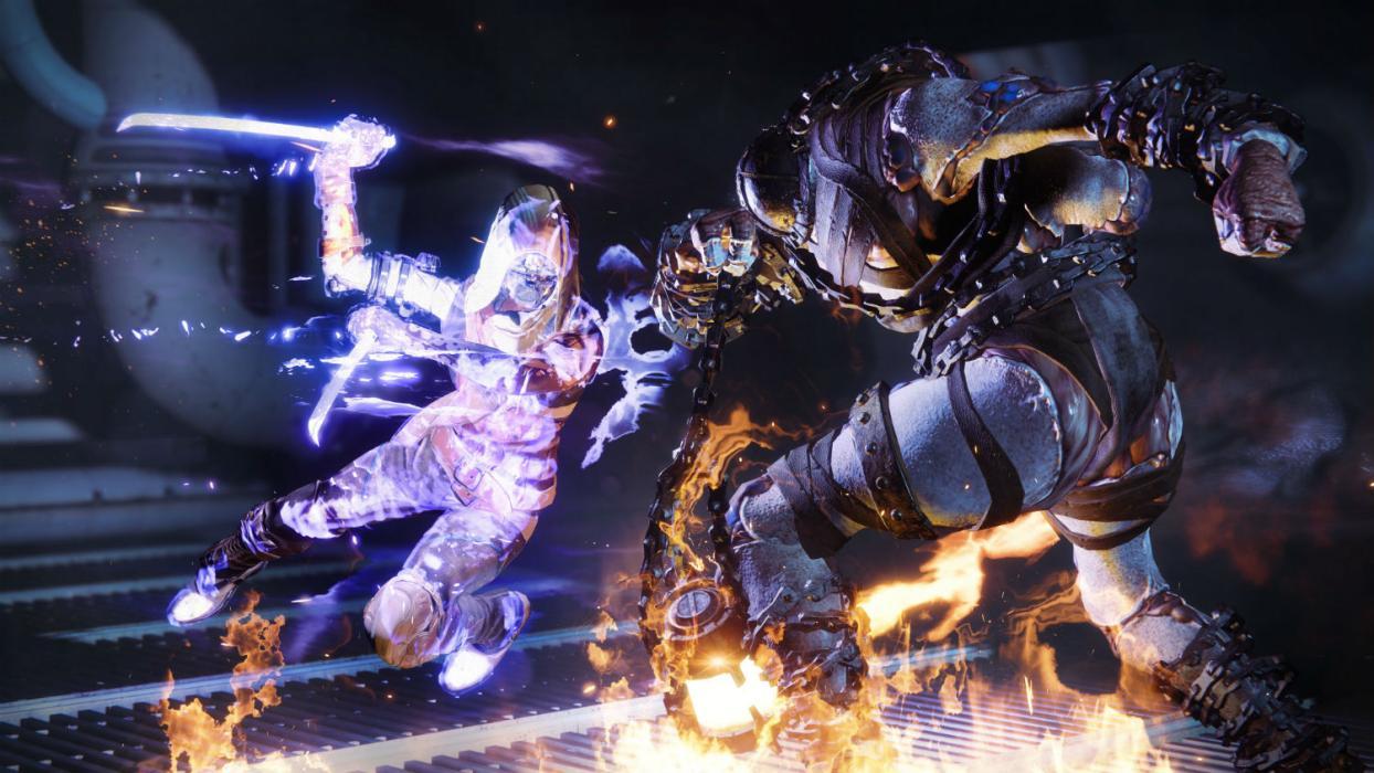 Resultado de imagen de Destiny 2: Los Renegados
