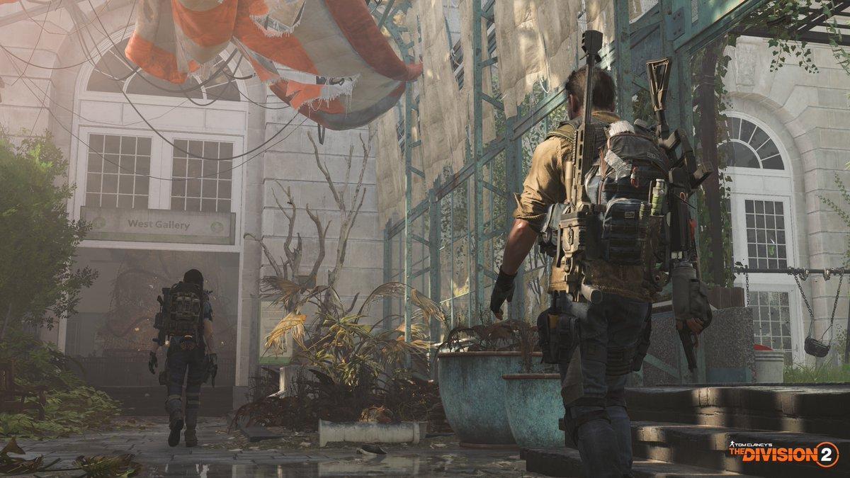 The Division 2 nos presenta un tráiler sobre el multijugador