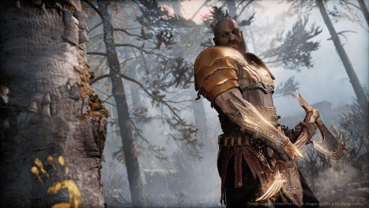 E3 2018 God Of War Sumara El Modo Nuevo Juego Plus E3 2018