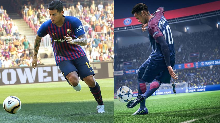 FIFA 19 vs PES 2019 La guerra de licencias del fútbol ... 09fd3b5f720c9
