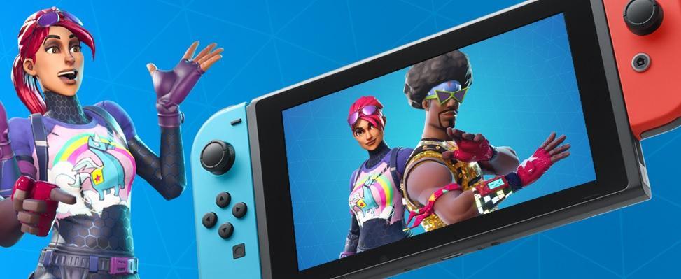 Puedo Usar Mi Cuenta De Fortnite De Ps4 En Nintendo Switch Guias