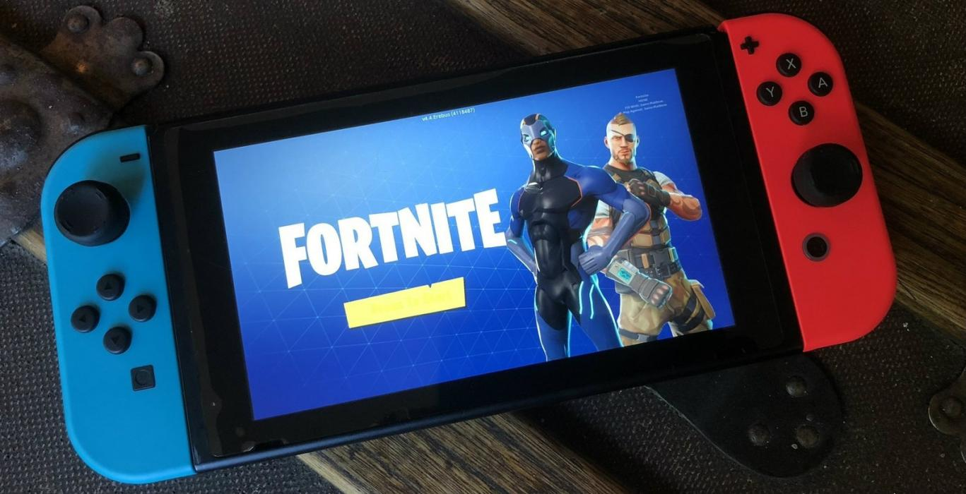 Como Cerrar Sesion En Fortnite Battle Royale Para Nintendo Switch