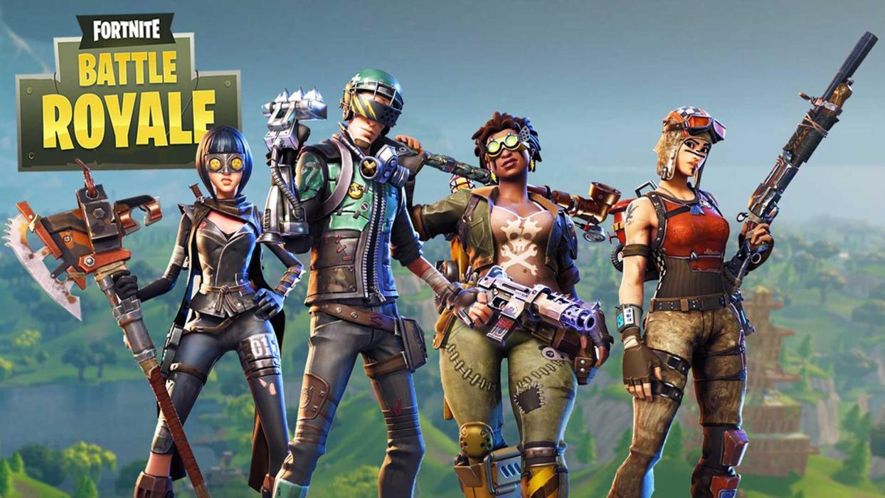 Fortnite Squads