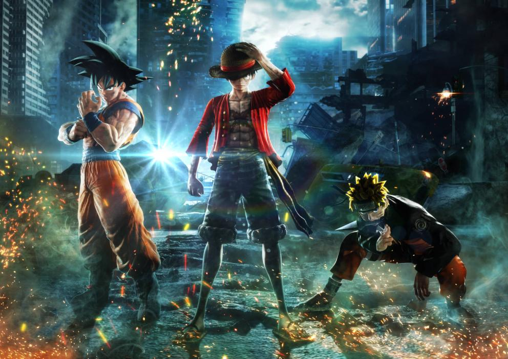 E3 2018 Impresiones De Jump Force Para Ps4 Xbox One Y Pc E3