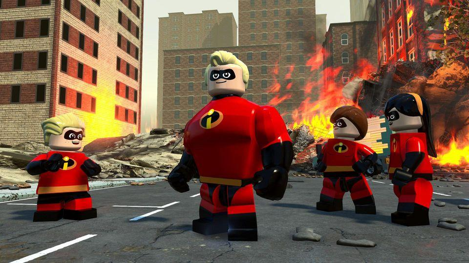 Analisis De Lego Los Increibles Para Ps4 Switch Pc Y Xbox One