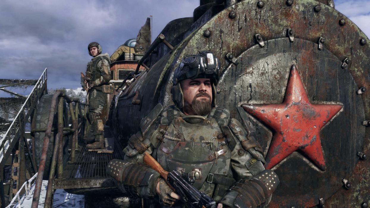 E3 2018 Impresiones De Metro Exodus Para Ps4 Xbox One Y