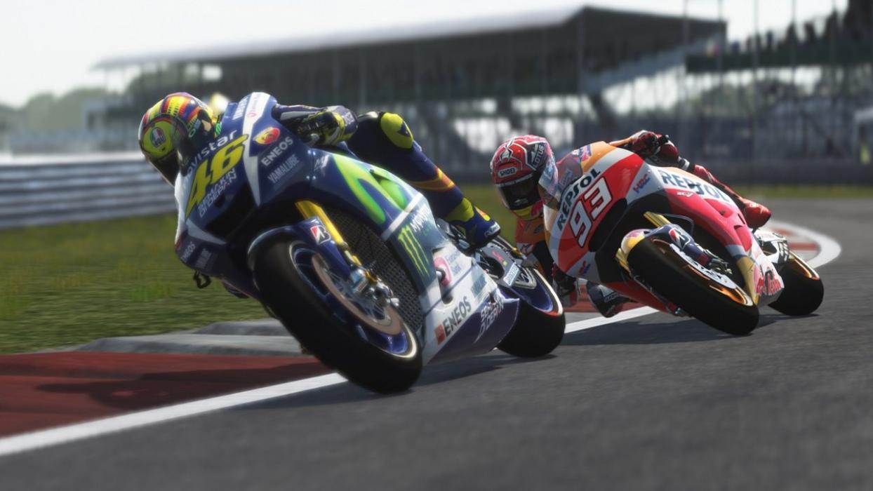 Analisis De Moto Gp 18 El Juego Oficial Del Campeonato Para Ps4