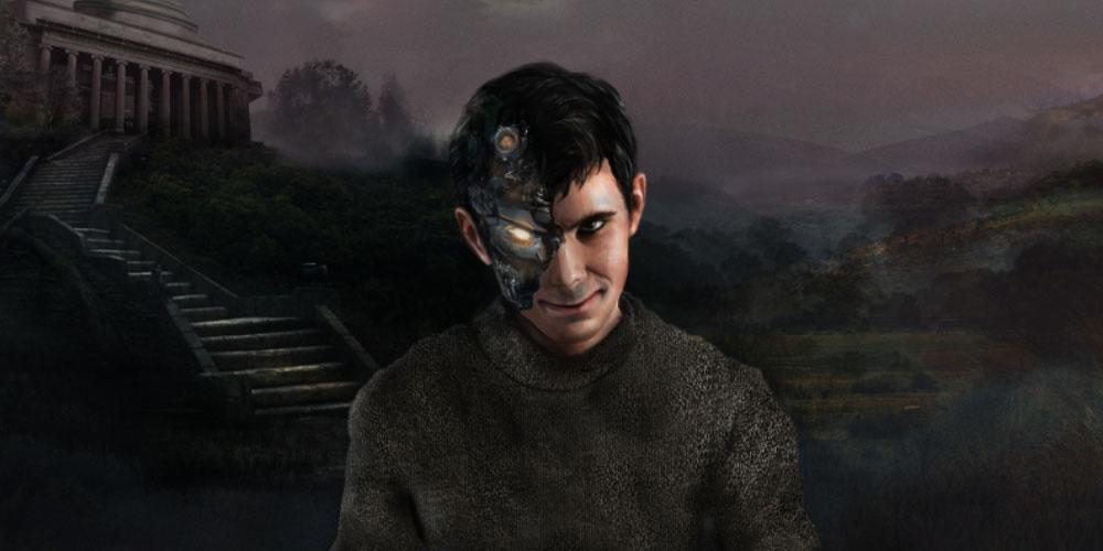 Norman IA psicópata