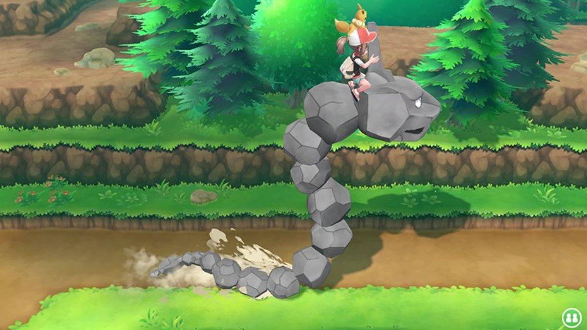Nuevos Detalles De Pokemon Let S Go Y Pokemon Rpg 2019