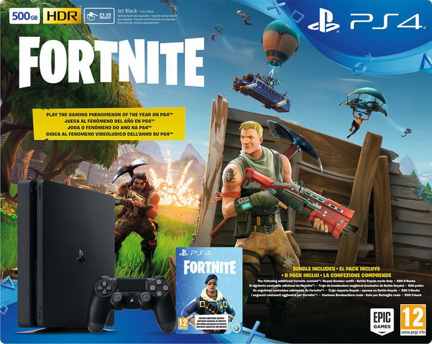 El Pack Fortnite Battle Royale Ps4 Ya Esta Disponible