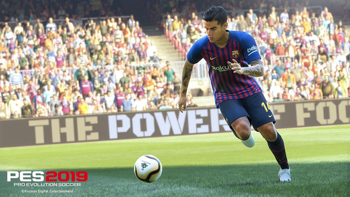Analisis De Pes 2019 El Simulador De Futbol De Konami Para Ps4