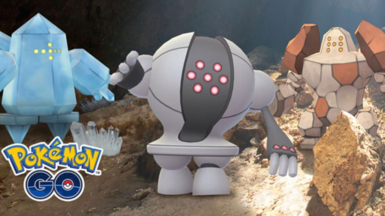 Pokémon GO Regice
