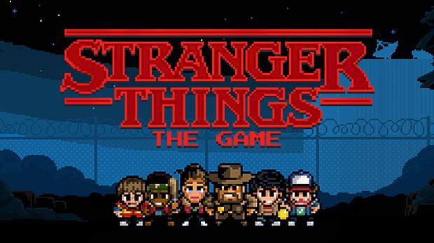 Resultado de imagen para videojuego stranger things