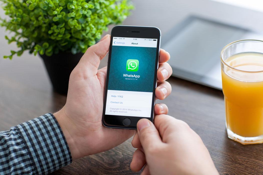 whatsapp iphone ios