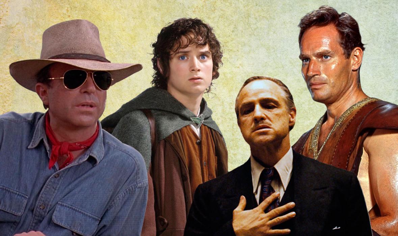 Las 10 mejores películas basadas en libros y series de novelas