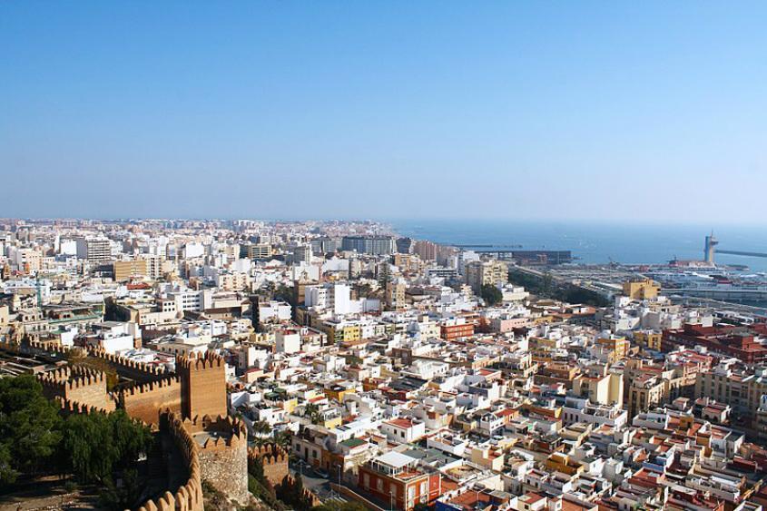 Provincia de Almería.