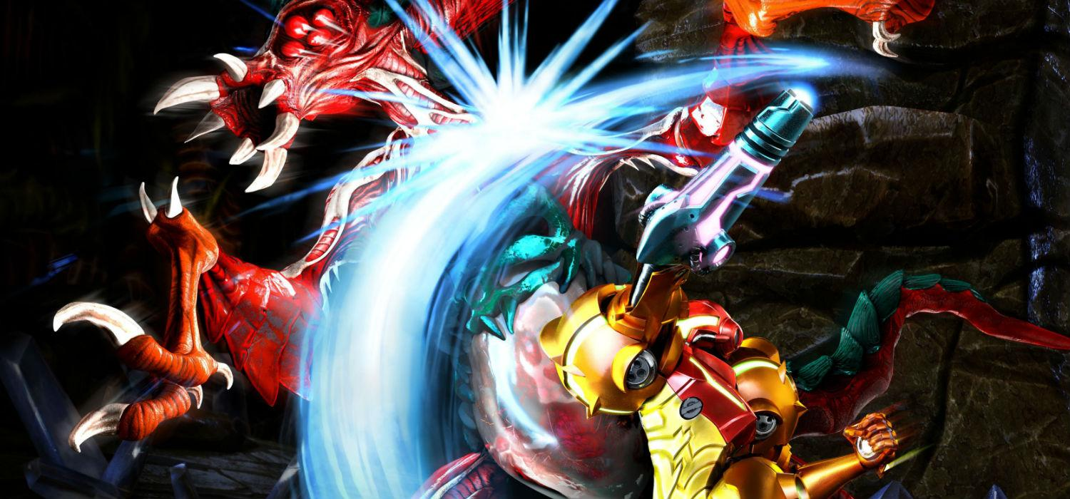 Metroid Samus Returns Nntendo 3DS