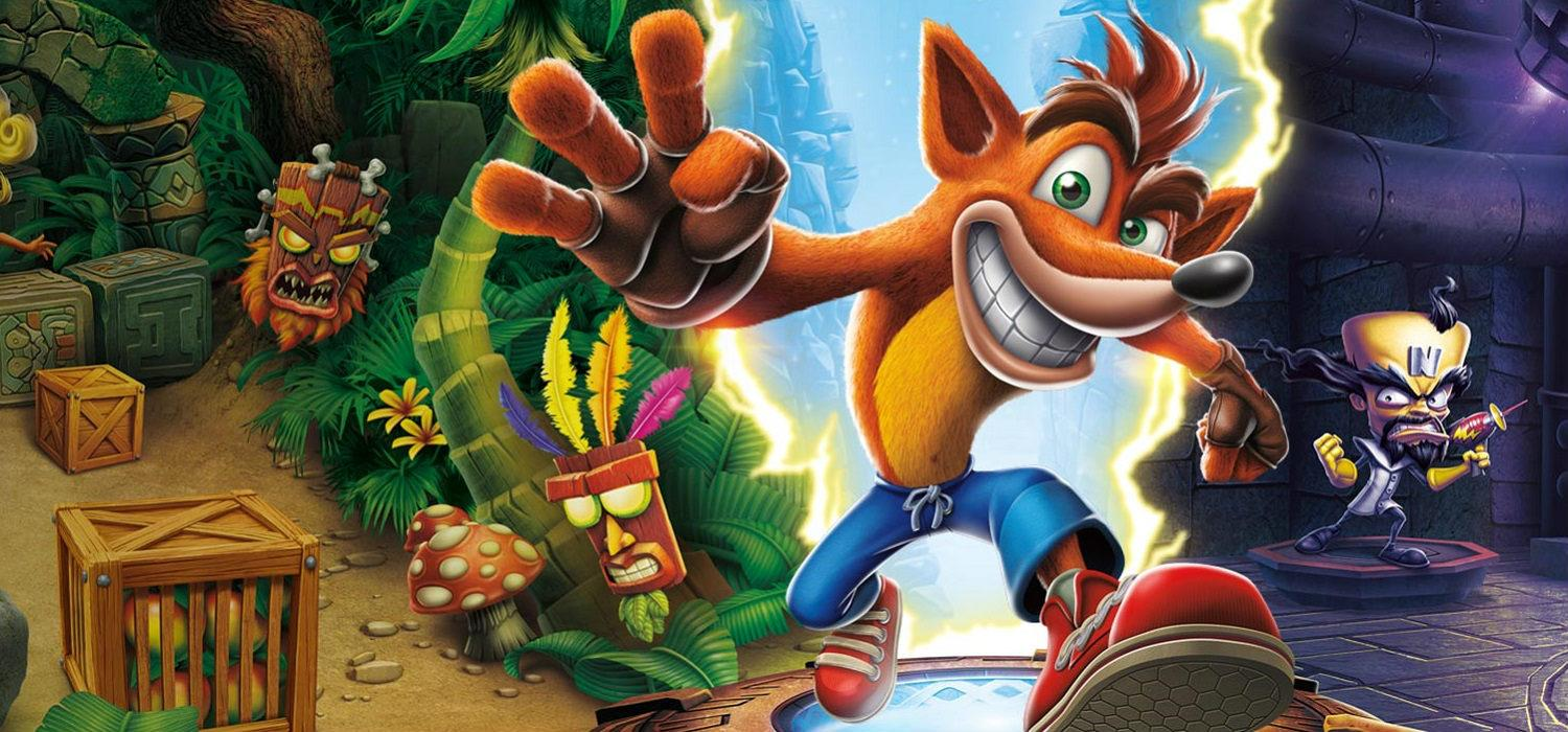 Analisis De Crash Bandicoot N Sane Trilogy Para Xbox One