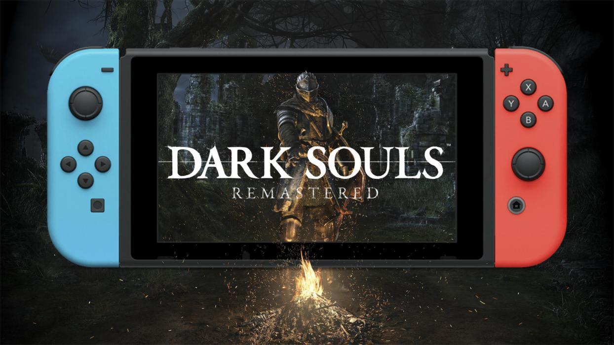 Dark Souls Nintendo Switch fecha lanzamiento