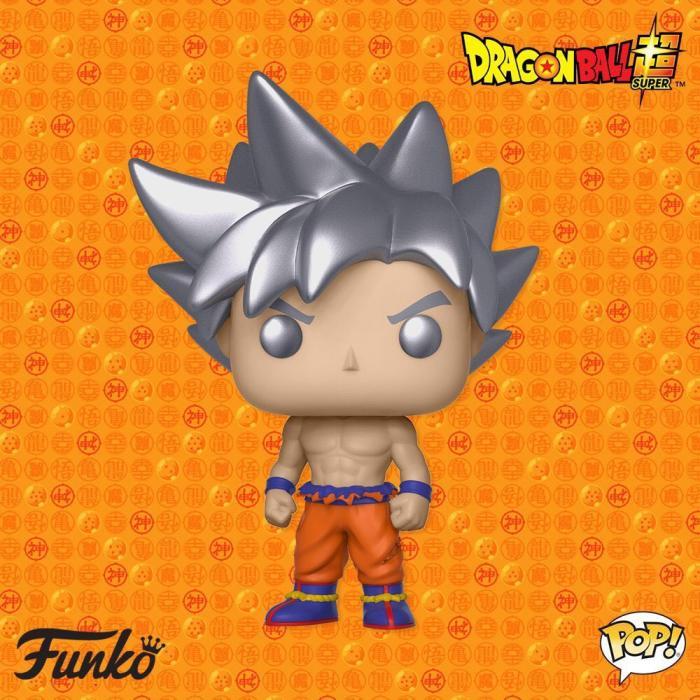 Dragon Ball Super El Funko Pop De Goku Ultra Instinto