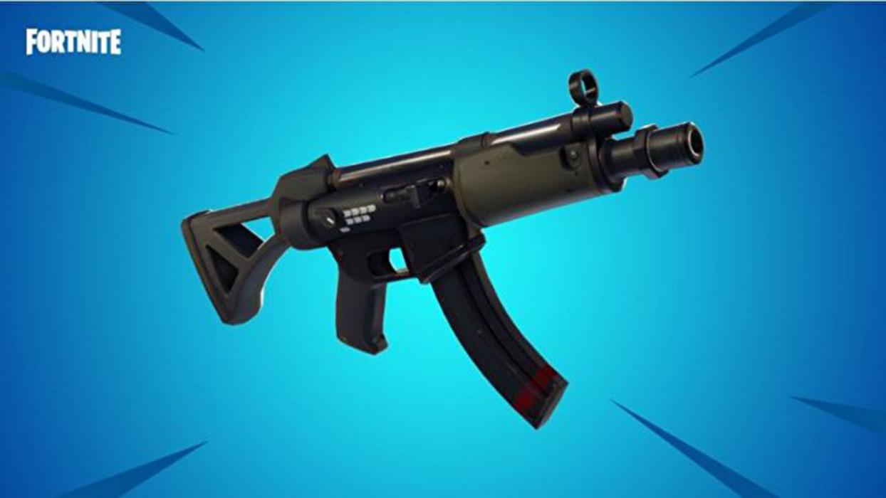 Fortnite Subfusil
